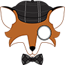 Clever Fox Escape Rooms Logo
